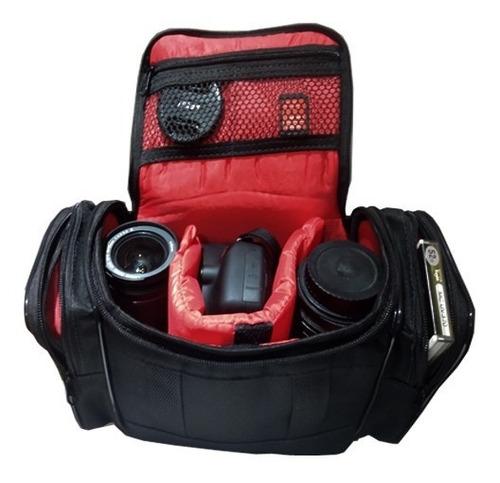Bolsa Capa Case Arm Canon T5 T3i T4i T5i T6i Dslr T6s T7i Original