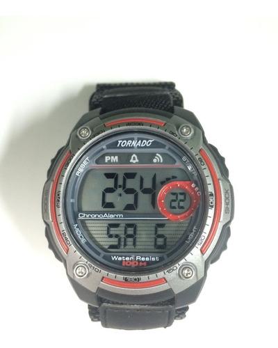 Relógio T O R N A D O Sport Digital 7328g Original