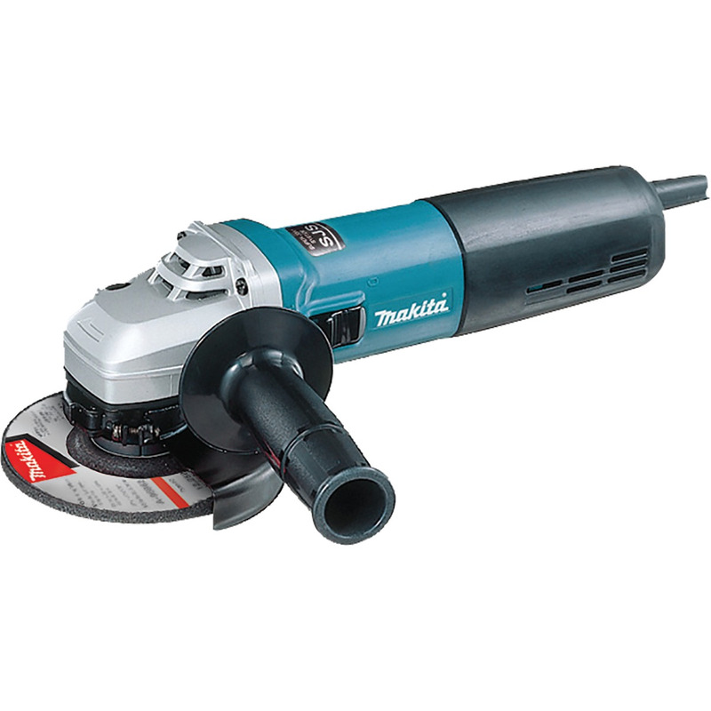 "Esmerilhadeira Angular 125 mm (5"") 1.400 Watts - 9565CV - Makita"