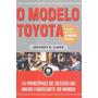Modelo Toyota, O 14 Principios De Gestao Do Maior Fabric