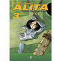 Battle Angel Alita Vol. 3 (português) Capa Comum