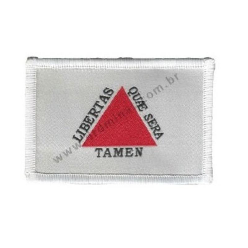 Bandeira de Minas Tecida - Camuflada