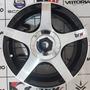 Jogo De Roda Aro 15 Brw 450 Multi Furo Frete Grátis