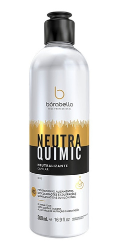 Neutra Quimic 500ml Borabella Original