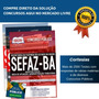 Apostila Auditor: Administração Tributária Sefaz Ba 2019
