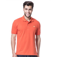 Polo Long Island MCK Laranja