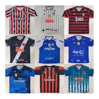 ee80800e67 Kit Com 10 Camisetas De Time Camisas De Futebol Raynstore® R$ 194,90.  Guarulhos, São Paulo