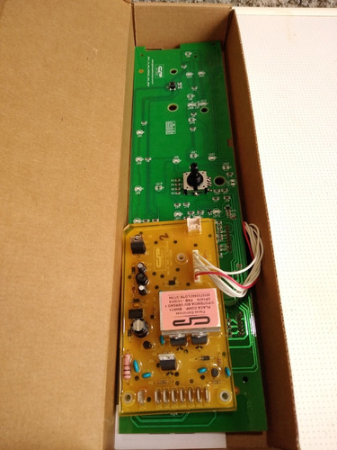 Placa Interface E Potencia  Código W10755942