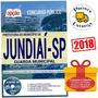 Apostila Prefeitura Jundiaí Sp 2018 Guarda Municipal