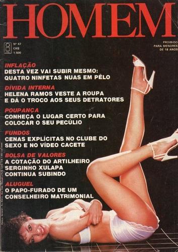 Homem 1984 Helena Ramos Serginho Chulapa John Holmes Cinema Original