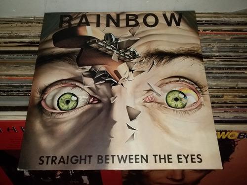 Lp Rainbow Straight Between The Eyes
