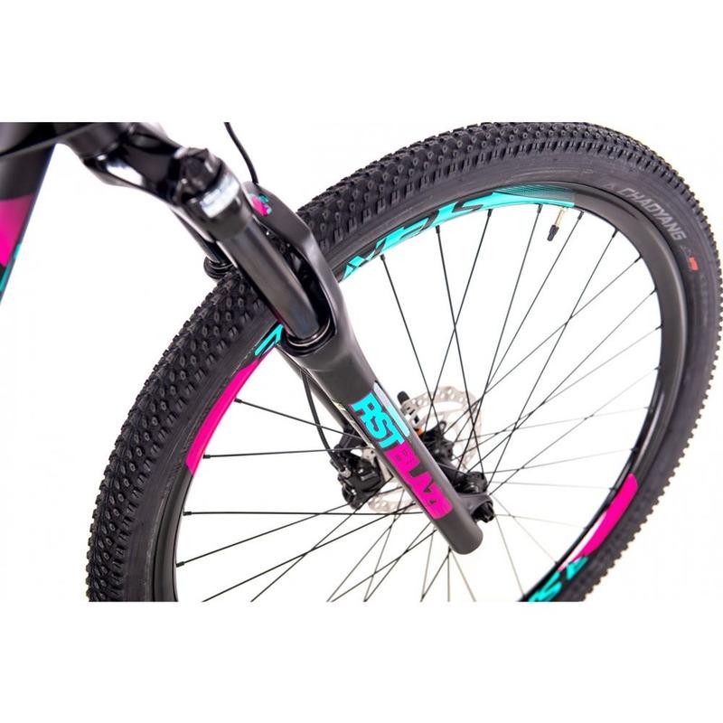 Bicicleta Mtb SENSE Aro 29 Fun 2019 24v Acera
