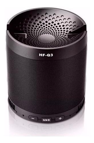 Mini Caixa Caixinha Som Ye's Hf-q3 Portatil Bluetooth Mp3 Original