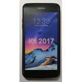 Capa Anti Impacto H Maston LG K8 2017 Preta