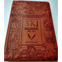 Bíblia King James Fiel 1611 Ultra Gigante Luxo Marrom