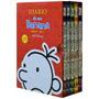 Box 5 Livros Diário De Um Banana 5 Volumes