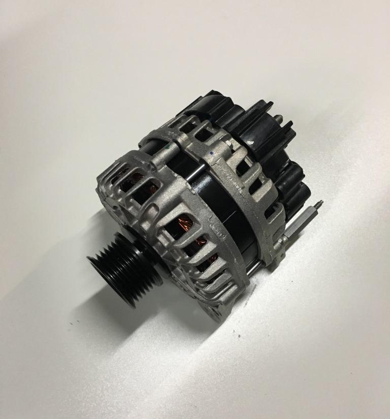 ALTERNADOR 14V/90 AMP ORIGINAL VW 5U0-903025-H- / VALEO