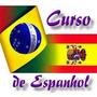 Aulas De Espanhol Curso Em 8 Dvds Nwy