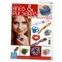 Revista Anéis & Pulseiras Com Miçangas 10 Modelos Nº1