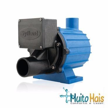 Bomba De Hidro Mb63e0115a-p 1/2cv 220v - Syllent Aqquant