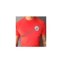 Camisa Bombeiro Civil- Bordada - BRASIL