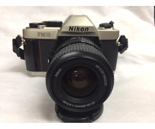 Nikon Fm10 Kit 35-70mm Original