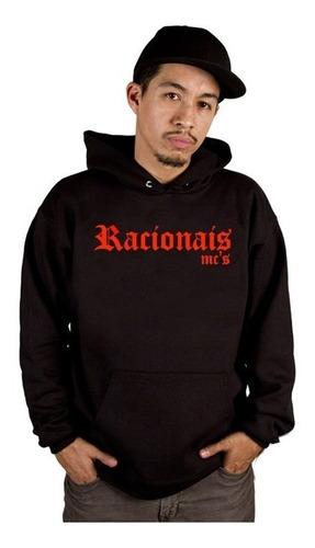 Blusa Racionais Mc