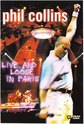Phil Collins ¿ Live And Loose In Paris Original
