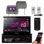 Dvd Retratil Pioneer Avh 4880bt Usb Bluetooth 2 Encosto Av