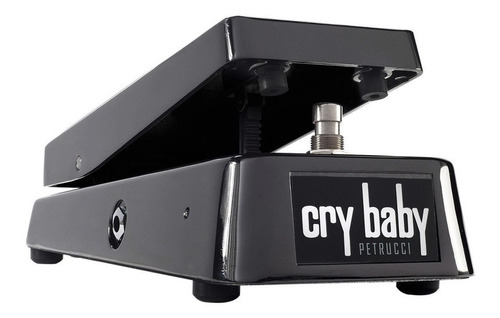 Pedal Dunlop Wah Crybaby Jp95 John Petrucci Signature Original