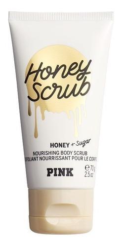 Scrub Nourishing Body Scrub With Pure Honey Esfoliante Original