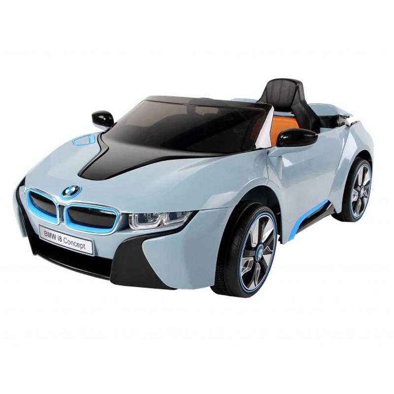 Carro Esporte BMW com Controle Remoto - 927000 - Bel Brink - Azul