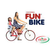 Cadeirinha Kalf Fun Bike