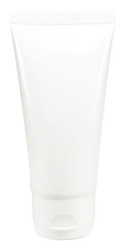 Bisnaga Plástica Branca 60ml C/ Tampa Flip Top (50 Unid) Original