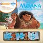 Livro Disney Procure E Monte Moana Com Lanterna Magica E Q