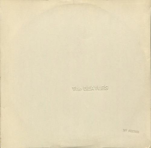 Lp The Beatles White Album Stereo 1968 Inglês N.º Sold In Uk Original