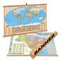 Mapa Brasil Mundi Banner 120x90cm Gigante Frete Gratis