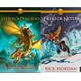 Os Heróis Do Olimpo Livros 1 E 2 Rick Riordan