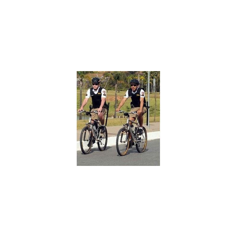 Bermuda para Policial do Ciclo Patrulha da PMMG