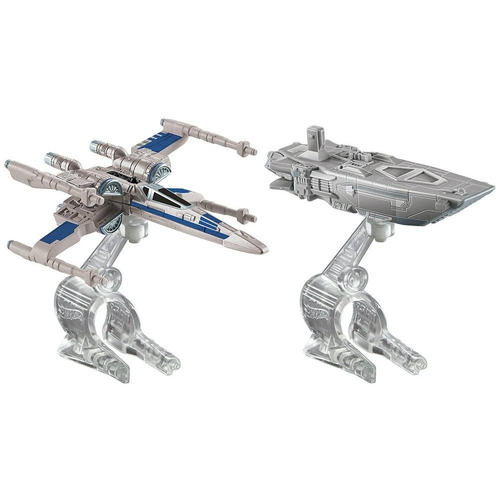Naves Transporter Vs X-wing Fighter Star Wars Hot Wheels
