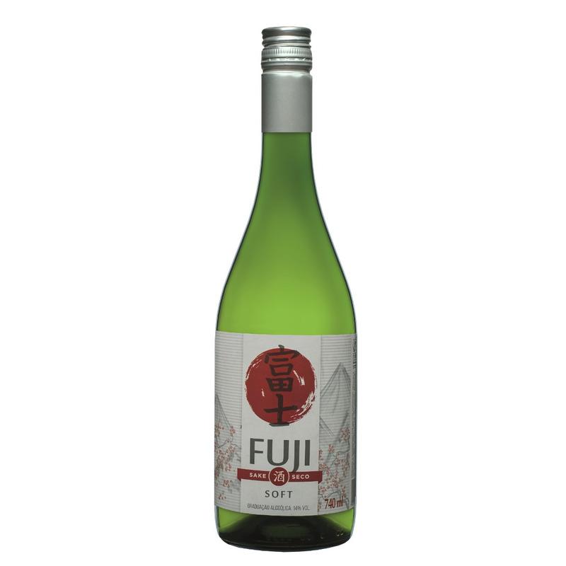 Sake Fuji Soft 740ml - Stoliskoff