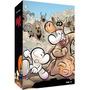 Bone Box Com A Coleção Completa 3 Vol. Jeff Smith Nf