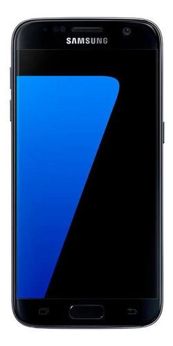 Celular Samsung Galaxy S7 32gb Preto Mt Bom Usado Seminovo Original