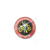 Patch / Distintivo Bordado GEPMOR
