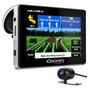 Navegador Gps Discovery 4.3 3d Tv Digital Radar Camera De Ré