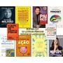 10 Livros O Poder Do Hábito Mindset Pai Rico Pai Pobre Poupe