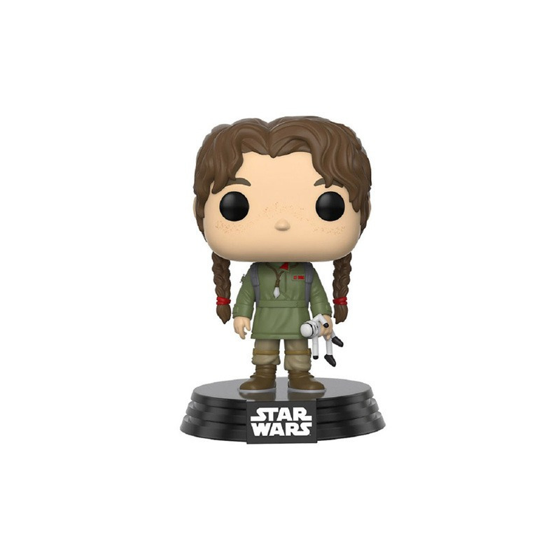Young Jyn Erso Pop Funko #185 - Rogue One - Star Wars