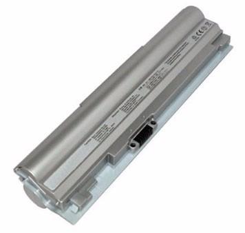 Sn1002 Bateria Notebook Sony Bps14 Extendida 9 Células Prata