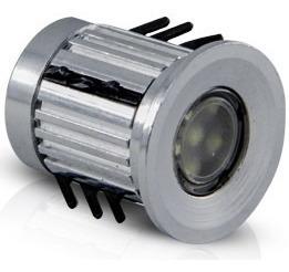 Balizador De Solo Dot Spot 1,5w Power Led 150°,8 Unidades Original
