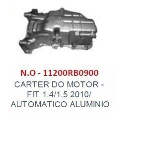 Carter Oleo Honda Fit 1.4 1.5 2010 Em Diante Automatico